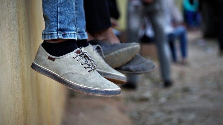 Les sneakers sont à l'honneur pour la rentrée