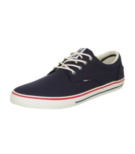 sneakers tommy hilfiger bleu marine