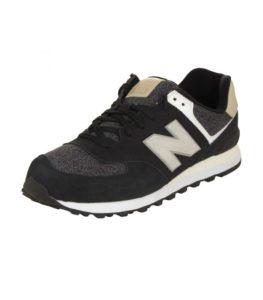 sneakers new balance noir