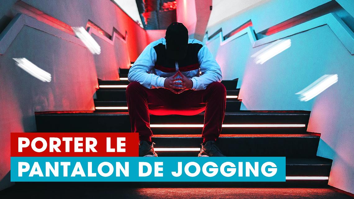 Comment porter un pantalon de jogging grande taille avec style ?