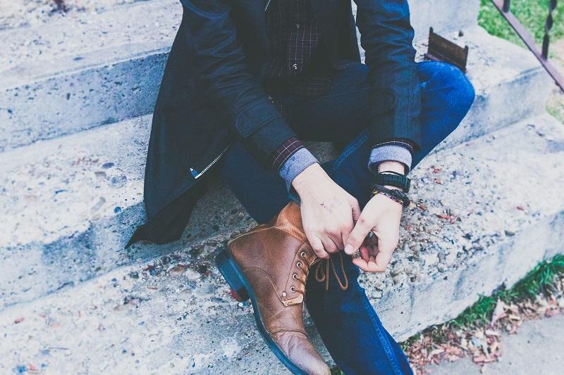 Tenue jeans avec bottines