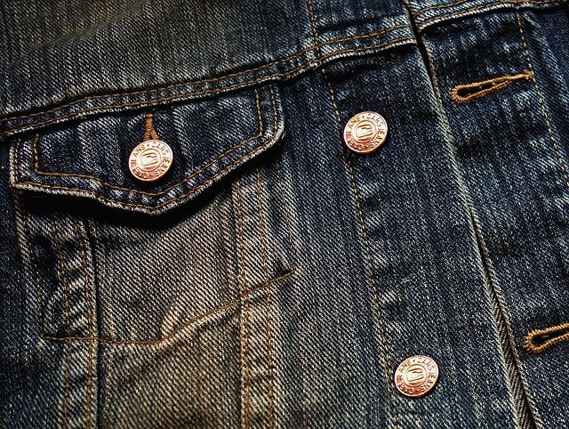 veste en jeans pour homme grande taille